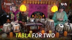 Tabla For Two: Bringing Afghan Beats To American Audiences