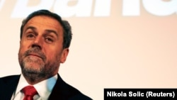 Ostavština Milana Bandića (na fotografiji) opterećena je korupcionaškim aferama i klijentelizmom, smatraju sugovornici RSE