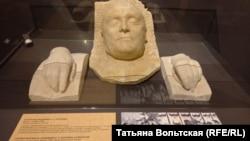 Посмертная маска Сергея Королева