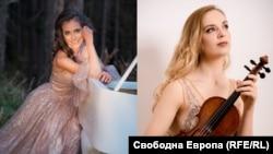 Мартина Табакова и Зорница Иларионова
