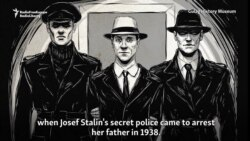 Gulag Graphic Novel Draws A Dark Portrait Of Russia's Past