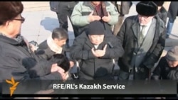 Kazakh Activists Honor Zhanaozen Victims