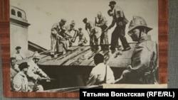 Дмитрий Шостакович дежурит на крыше