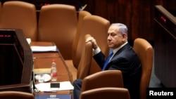 Биньямин Нетаньяху, 13 июня 2021