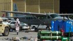 Kabul aeroporty ýapylansoň, owganlar gury ýer serhetlerine toplanýar