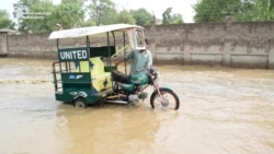 Northern Pakistan District Hit By Flooding
