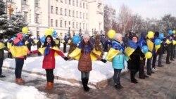 У Дніпропетровську в День соборності вимагали перейменування міста на Січеслав
