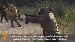 Russian Nationalists Prepare For New Battles In Ukraine