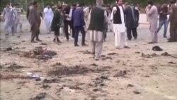 Три взрыва произошло во время похорон на кладбище в Кабуле