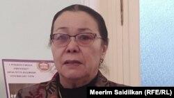 Ишенгүл Болжурова