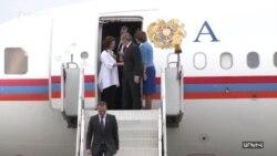 Հայաստանի վարչապետը մեկնում է Մոսկվա