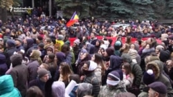 Election Of Pro-Russian President Sparks Protests In Moldova