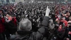 Будет ли Майдан в Минске? Объясняет организатор протеста