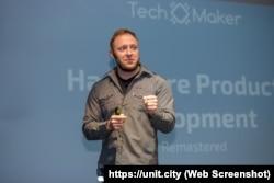 Андрій Волошин, генеральний директор TechMaker