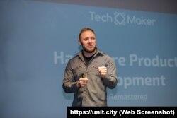 Андрей Волошин, генеральный директор TechMaker