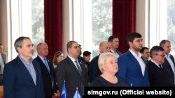 Сессия российского горсовета Симферополя, 29 марта 2021 года