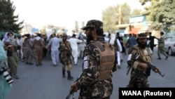اعتراضات ضد پاکستان در شهر کابل