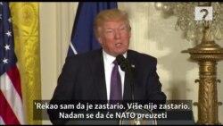 Trump želi NATO u borbi protiv IDIL-a