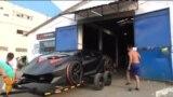 Бишкекте жасалган Lamborghini