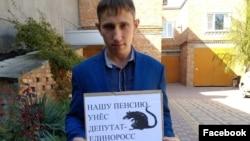 Александр Коровайный. Фото Дарьи Гавриловой