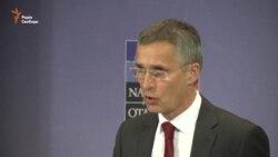 Столтенберґ: практична підтримка України з боку НАТО вийде на новий рівень