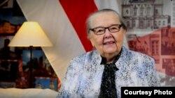 Старшыня Рады БНР Івонка Сурвіла
