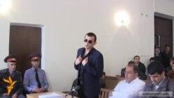 Վարդան Ղուկասյանի կալանավորված եղբորորդու ցուցմունքը դատարանում