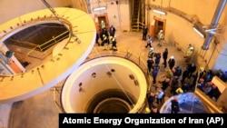 İranın Arak ağırlaşdırılmış su reaktoru