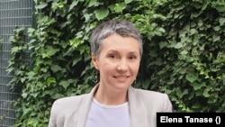 Elena Tanase, incoming RFE/RL Romanian Service Director