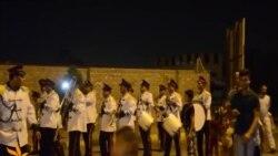 جوق الشرطة بدور ابو طبيلة