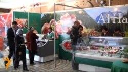 У Бішкеку проходить ярмарок халяльної продукції з нагоди свята Курбан-байрам