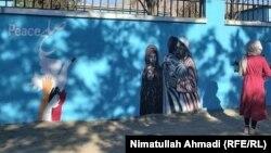 برنامه دیوارنگاری بانوان در ولایت بدخشان
