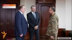 Երևան է ժամանել ՀԱՊԿ-ի գլխավոր քարտուղար Նիկոլայ Բորդյուժան