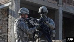 Forcat amerikane në Afganistan më 2009. Fotografi nga arkivi.