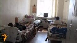 Пацієнтів клініки «Лавра» не виселятимуть, поки не збудують їм лікарню – меморандум