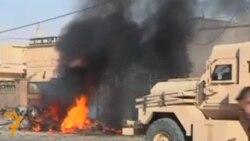 أخبار مصوّرة 5/11/2013: من انفجار سيارة مفخخة في كركوك الى معرضين في بغداد وكابول