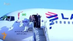 Бразилияга Олимпиада машъаласи келтирилди