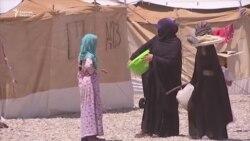 Сирия, Ирактан кайткандар кайда барат?