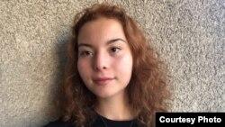 Леона Крстевска Симеонова, ученичка во трета година, Гимназија НОВА