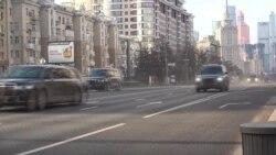 Путин едет по Москве