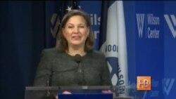Виктория Нулланд - о минском соглашении о перемирии на Украине