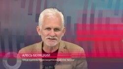 """Беляцкий: """"Лукашенко строит на выборах """"фасадную"""" демократию"""""""