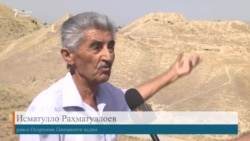 В Пенджикенте начались раскопки в районе дворца Деваштича