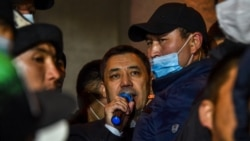 Japarov Announces He Holds 'All Power' In Kyrgyzstan