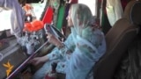 Pakistan's First Female Truck Driver