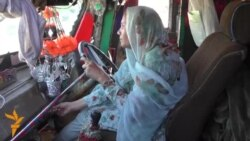 Pakistan's First Female Truck Driver