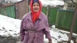 Ніна Семенівна, 84-річна мешканка Золотого-4 про бій 18 лютого