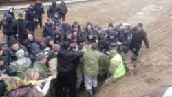 Конфликт из-за свалки: как охранники избили протестующих