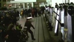 Belarusda prezident seçkisindən sonra baş verən toqquşmalara dair film çəkilir