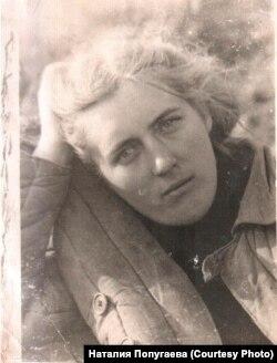 Лариса Попугаева. 1948 г.
